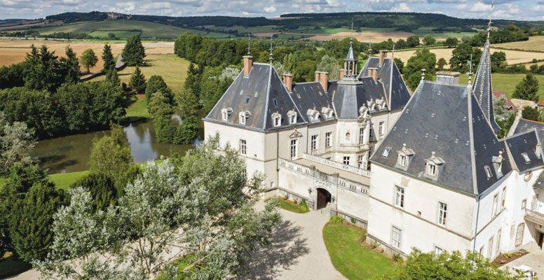 Château Sainte Sabine Bourgogne