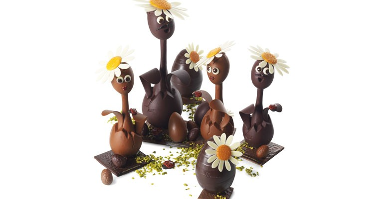 maison du chocolat paques 2016