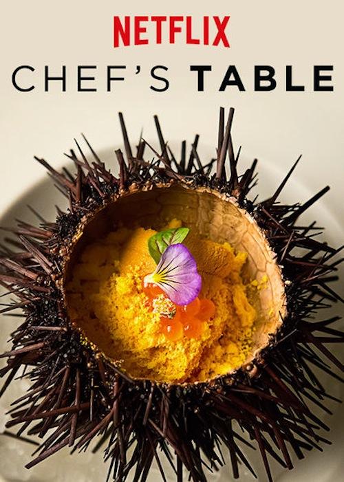 Chef's table netflix