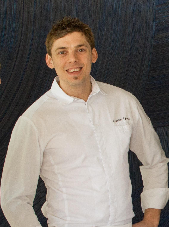 Fabien Ferré, nouveau second du chef Christophe Bacquié à l'hôtel du Castellet**_© Hôtel du Castellet_DR