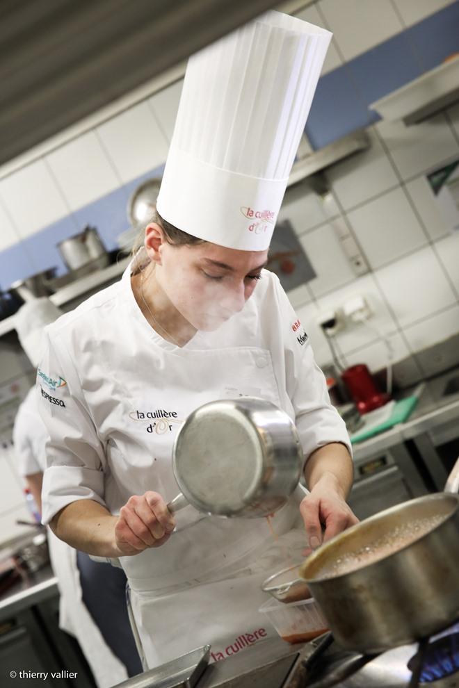Sabine Pendariès Issaurat de l'hôtel du Castellet** remporte la finale professionnelle du concours_© thvallier