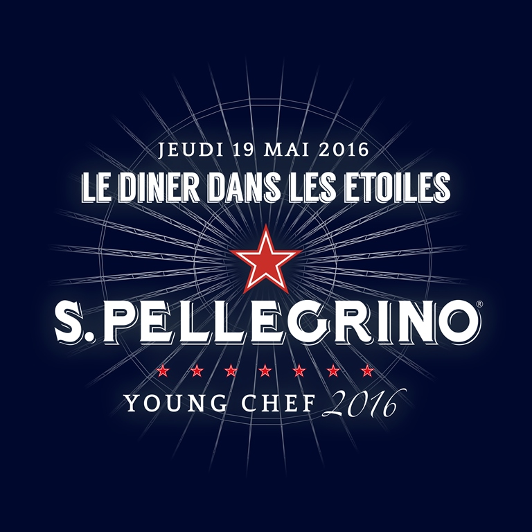 Young Chef San Pellegrino® et Yannick Alléno s'invitent à la Grande Roue de Paris pour un dîner d'exception, le 19 mai 2016.