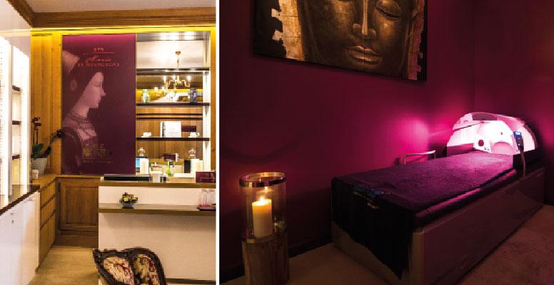 parenth se bien tre au spa marie de bourgogne l 39 h tel le cep arts gastronomie. Black Bedroom Furniture Sets. Home Design Ideas