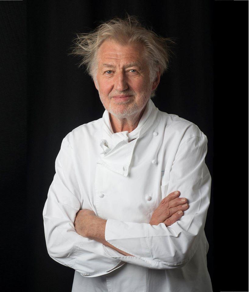 Pierre Gagnaire succède à Joël Robuchon et rejoint la Grande Maison_© Pierre Gagnaire Restaurant