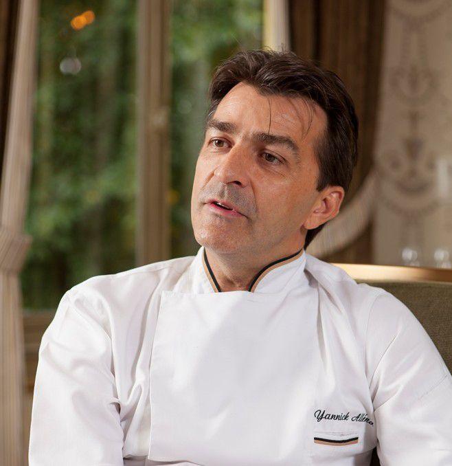 Yannick Alléno remporte le Grand Prix 2016 de l'Art de la Cuisine © Alban Couturier