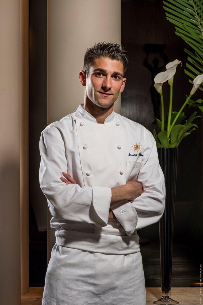 Jimmy Mornet deviient le nouveau chef pâtissier de l'hôtel Park Hyatt Paris-Vendôme_© Charly Hel
