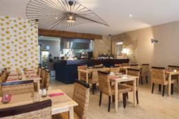 Salle  du restaurant Popotte & Co , 100% sans gluten dans le quartier de Vaise à Lyon