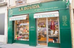 Magasin La Bovida à Lyon art de la table