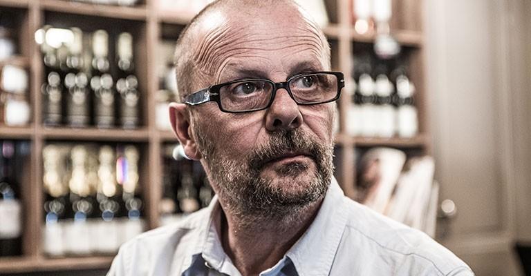 Eric Roux, parrain de la Fête de la Gastronomie 2016_©Ludovic Le Guyader