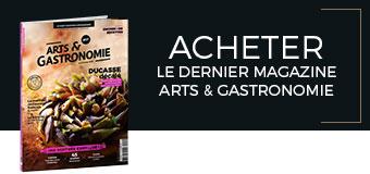 Acheter le dernier numéro de Arts & Gastronomie