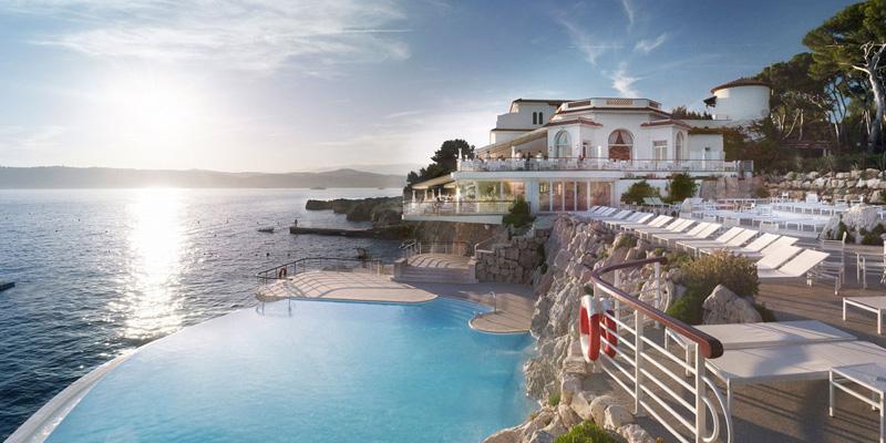 Hôtel Le Cap Eden Roc – Antibes