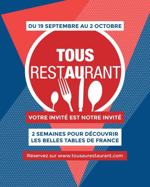 TousAuRestaurant France - 116x170 - Decaux