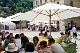 1er festival street food à Lyon aux Subsistances du 23 au 25 septembre à lyon