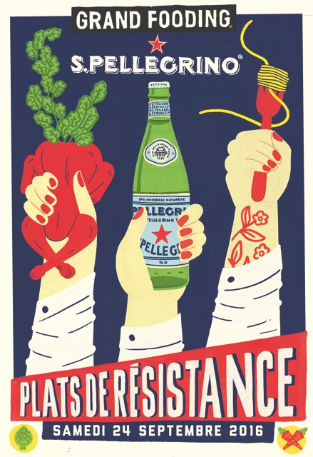 Plats de Résistance - crédit AAAAA