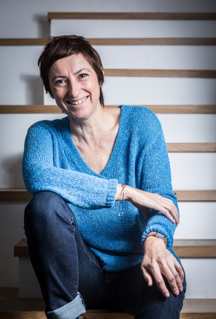 Sophie Mise le Bouleise, commissaire générale à la Fête de la Gastronomie se confie au micro d'Arts & Gastronomie à 11 jours du lancement de la 6ème édition_© Julie Balagué