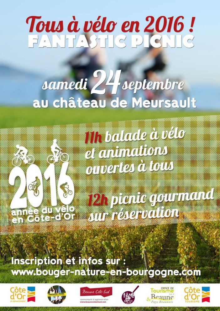 Fantastic picnic Château de Meursault septembre 2016