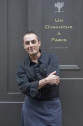Nicolas Bacheyre portrait