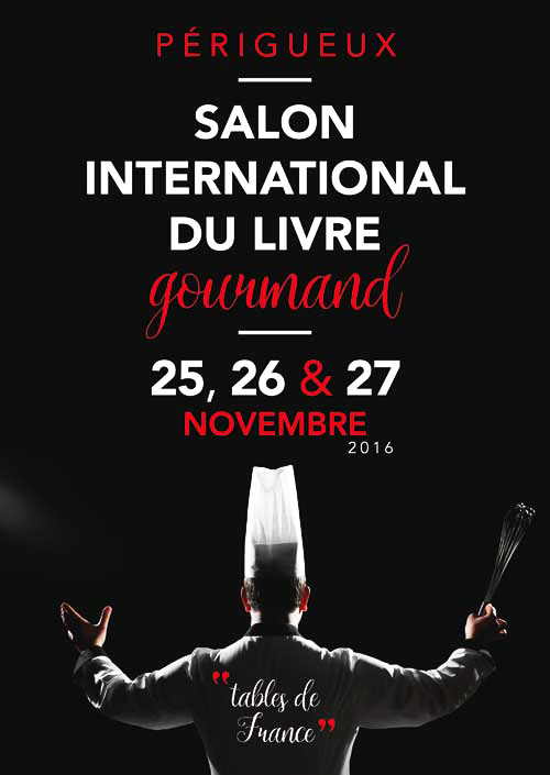 Salon international du livre gourmand