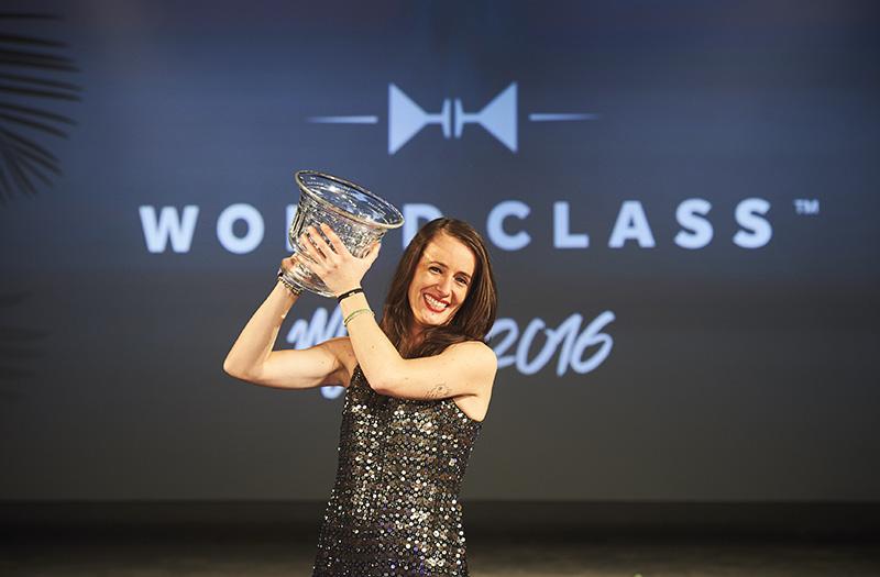 Jennifer Le Nechet Meilleur Bartender du Monde