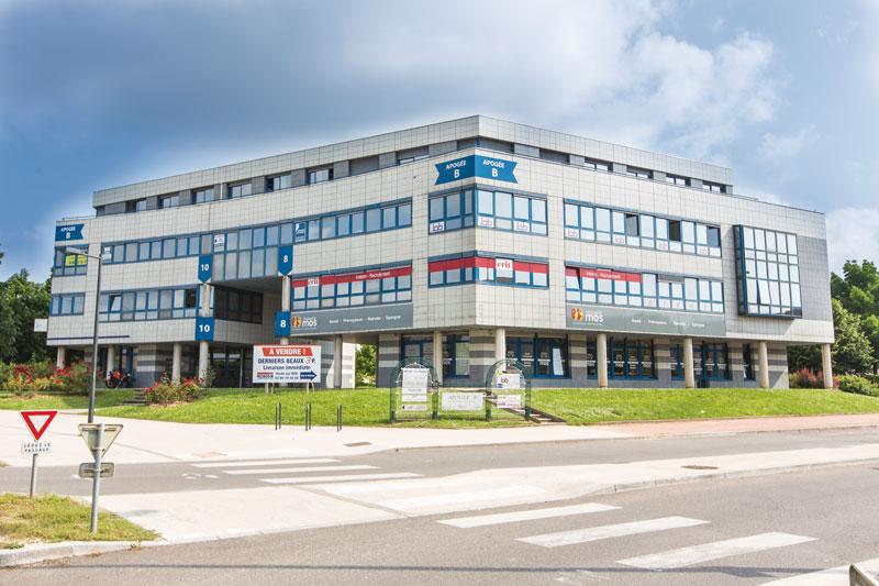 Agence Toison d'Or : Immeuble Apogée B  8 Rond-Point de la Nation à Dijon