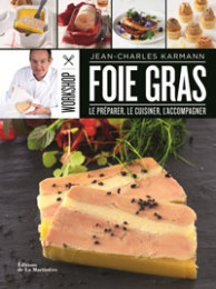 Foie gras workshop