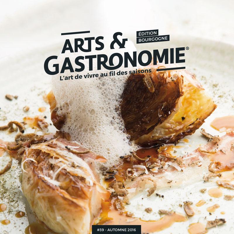 Arts et gastronomie Bourgogne
