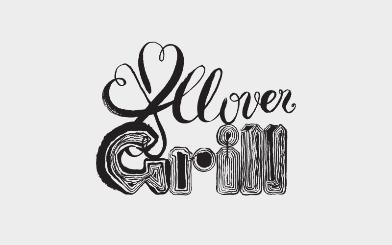 clover grill logo