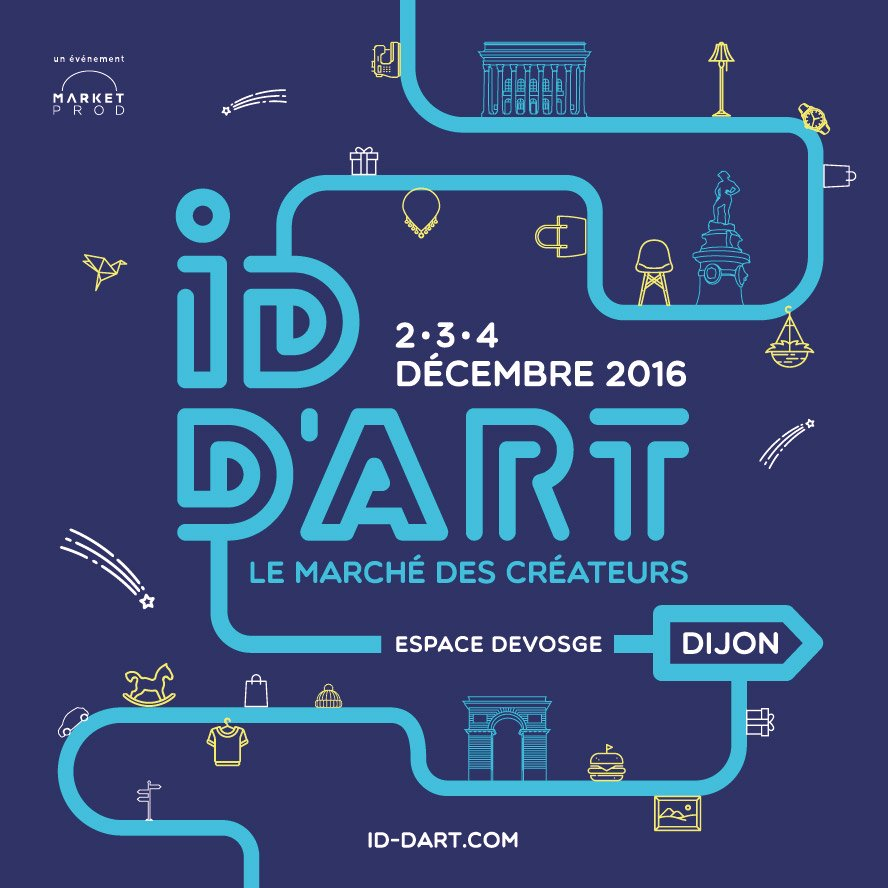 Salon ID d'Art le marché des créateurs