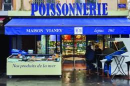 Poissonnerie Jean-Luc Vianey, MOF, à la croix-rousse à Lyon
