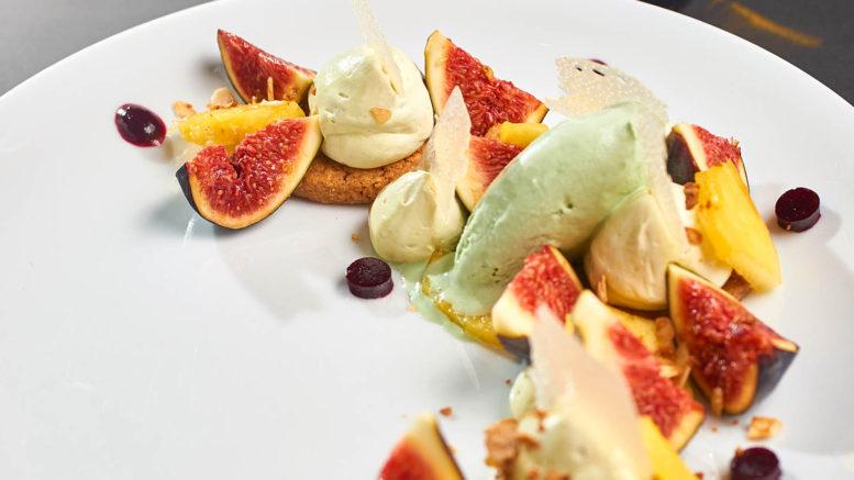 Recette dessert du restaurant Pléthore et Balthazar à Lyon, Yoo Jin Lee-Leclercq, 2ème arrondissement