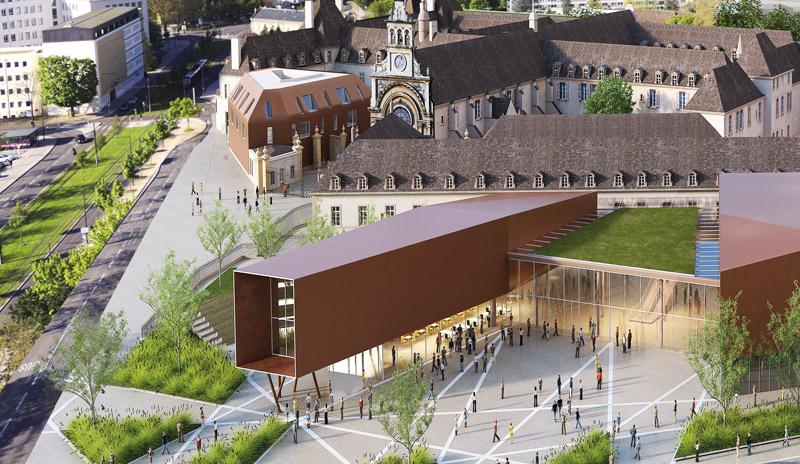 L'école Ferrandi ouvrira à la Cité Internationale de la Gastronomie et du Vin à Dijon