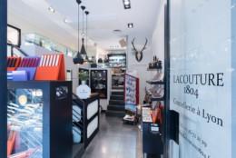 Boutique lacouture 1804 Lyon presqu'ile 2ème arrondissement, coutellerie