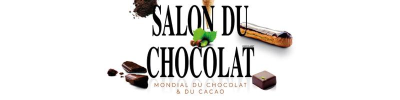 Salon Mondial du chocolat 2017