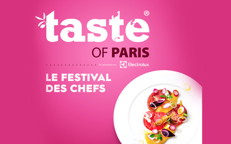 Taste of Paris 2017