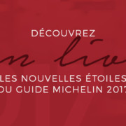 Guide Michelin 2017 : le live