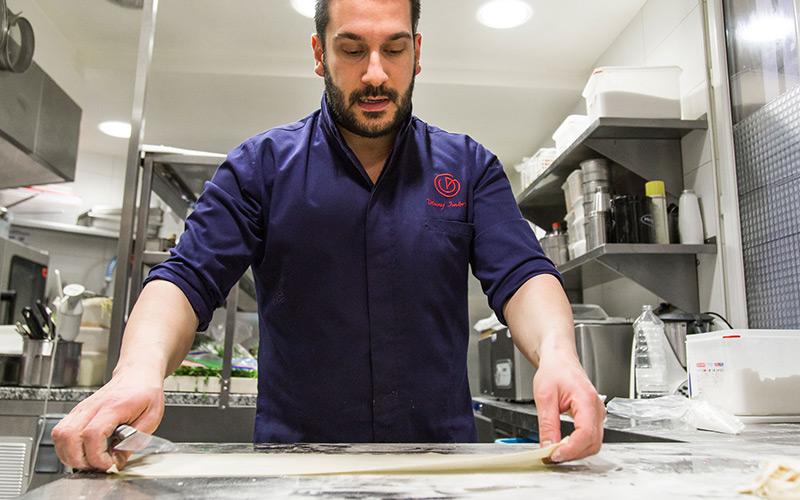 Denny Imbroisi restaurant IDA