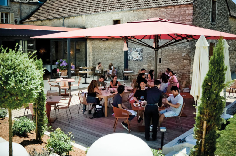 Castel de très Girard : brunch is back