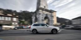 Essai de la nouvelle volvo CX90 4x4 haut de gamme suédois. Véhicule voiture disponible chez davi auto concessionnaire à Vienne, concession tenue par la famille Thomas. Isère