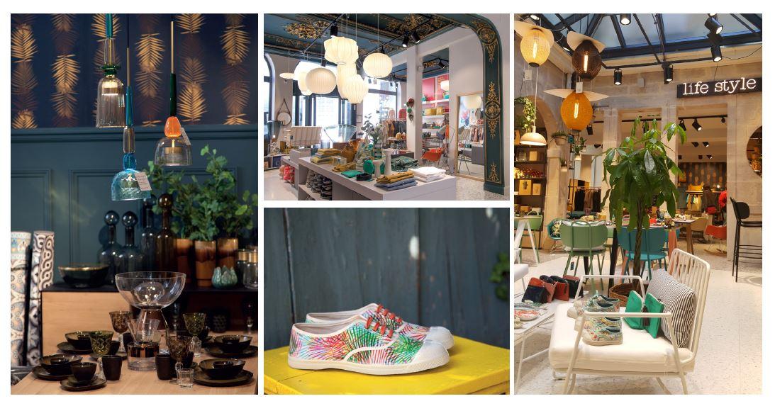 nouvelle boutique bensimon arts gastronomie. Black Bedroom Furniture Sets. Home Design Ideas