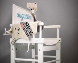 Juste inséparables, site internet de vente en ligne de doudous pour bébé.