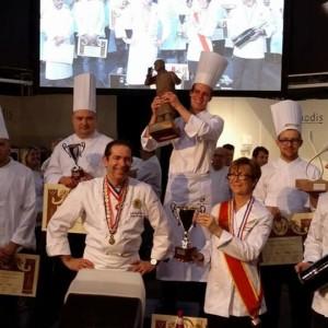 Trophée culinaire Nice