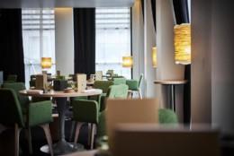 Christophe Roure, chef 2 étoile michelin du restaurant le Neuvième Art dans le 6ème arrondissement de lyon et meilleur ouvrier de france