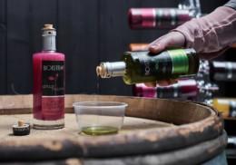 Gamme Huile d'olives et vinaigre Boistray disponible en épicerie fine et Elise et Félicie en grande surface, fabriqué dans le Beaujolais à Saint George de Reneins