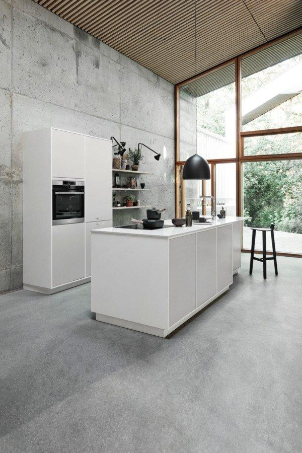 Cuisine Kvik - Modu Light Grey