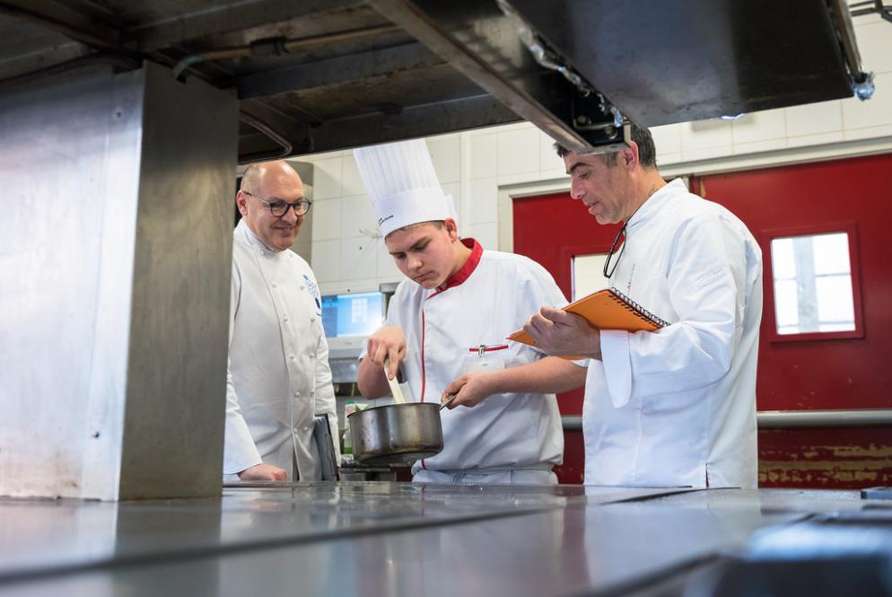 Concours Maîtres Restaurateurs
