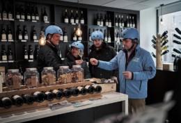 Mobilboard, segway, gyropode de Condrieu, balade gourmande et épicurienne dans Vienne et les vignes pour découvrir le patrimoine, le vignoble et la gastronomie locale.