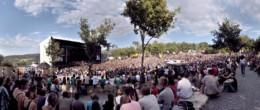 Ardèche aluna festival de musique 2018. Convivial, familial, festif. Concerts de musique à Ruoms dans l'ardèche en Rhône-Alpes - France