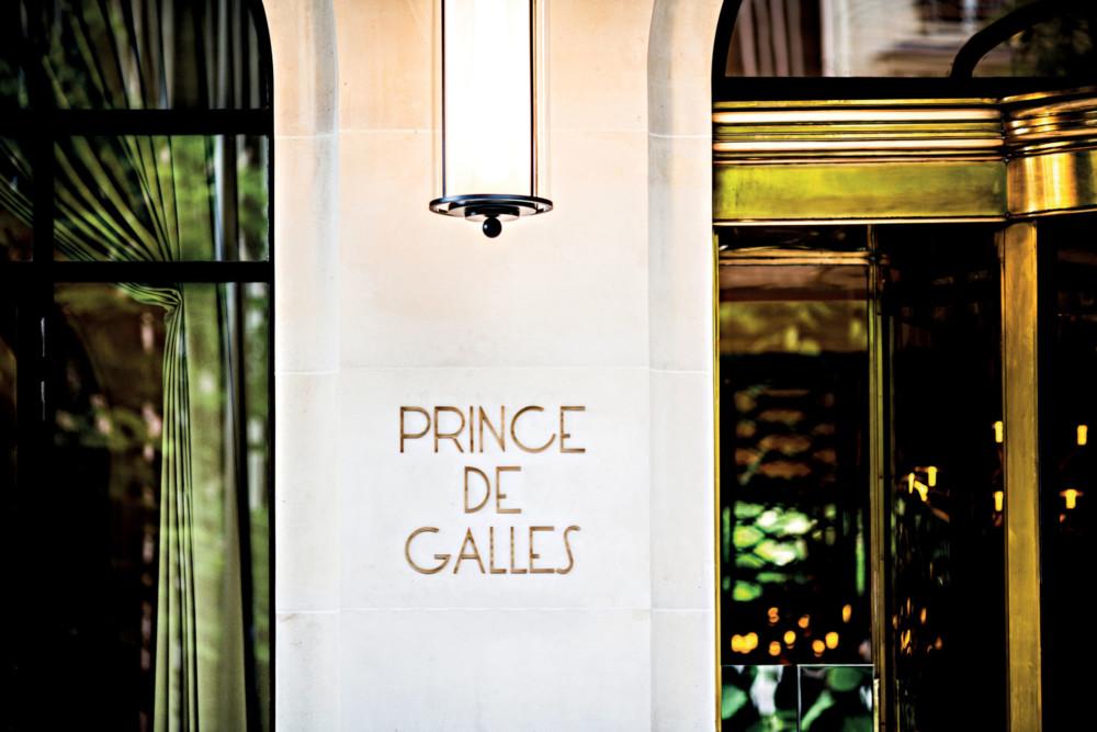 La Scene restaurant au Prince de Galles