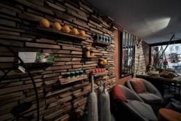 L'atipik fabrik, magasin de décoration avec des produits d'artisans locaux à Vienne pour du shopping, avec tendances modes.