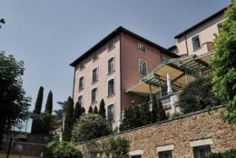 chef David Delsart de l'hôtel La villa Florentine à Lyon, Les terrasses de Lyon. Groupe Arteloge. Chef étoilé michelin